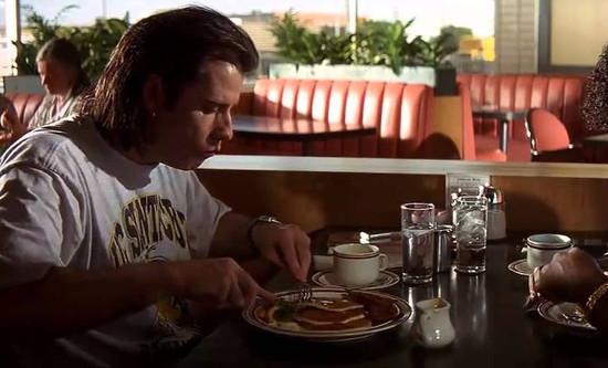 Vincent-Vega-pancakes-diner