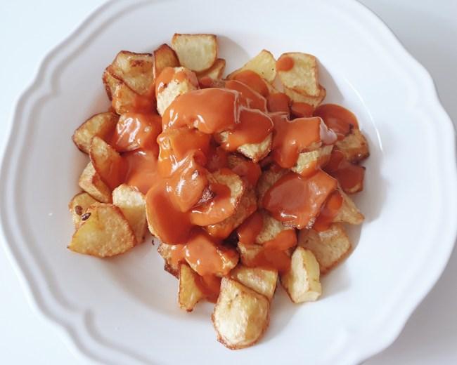 patatas-bravas-salsa-thermomix-receta