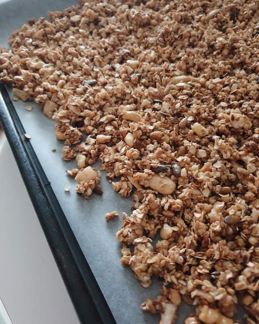 granola-casera-paso-a-paso