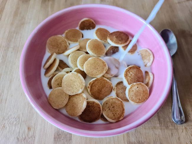 mini pancakes o mini tortitas americanas receta thermomix