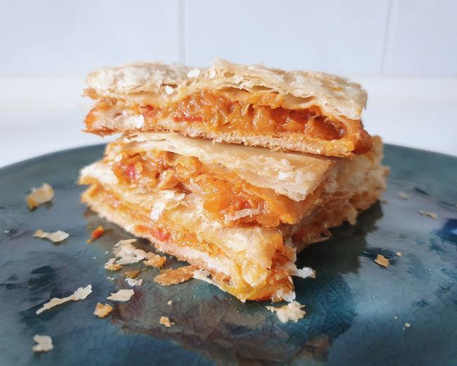 empanada atún thermomix receta