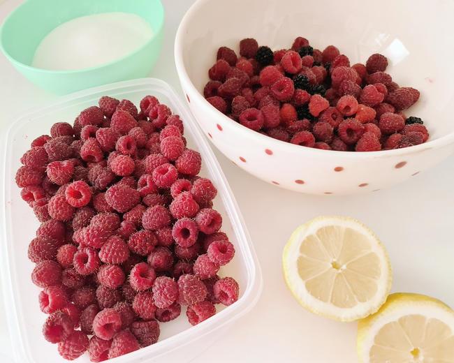 ingredientes-mermelada-frambuesa-receta