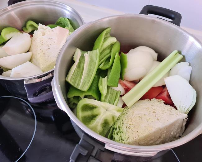 sopa quemagrasa depurativa receta